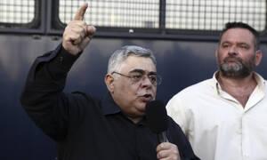 Απολογία Μιχαλολιάκου: Συναγερμός στο Εφετείο - Κλειστή η Λεωφόρος Αλεξάνδρας