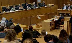 Απολογία Μιχαλολιάκου: «Είμαι αθώος - Πρόκειται για πολιτική σκευωρία»