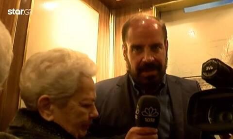 Απίστευτο: Δημοσιογράφος του STAR έμεινε μέσα στο ασανσέρ κατά τη διάρκεια ρεπορτάζ