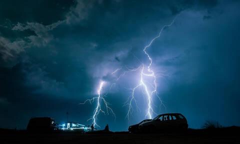 Έκτακτο δελτίο επιδείνωσης του καιρού: Με βροχές, καταιγίδες και χαλάζι οι επόμενες ώρες