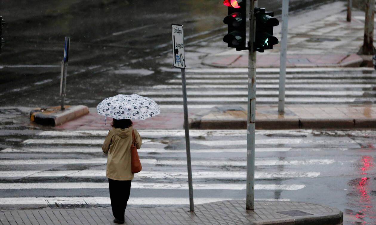 Η ΕΜΥ προειδοποιεί: Ισχυρές καταιγίδες και χαλάζι θα «χτυπήσουν» τη χώρα–Πότε θα σαρώσουν την Αττική