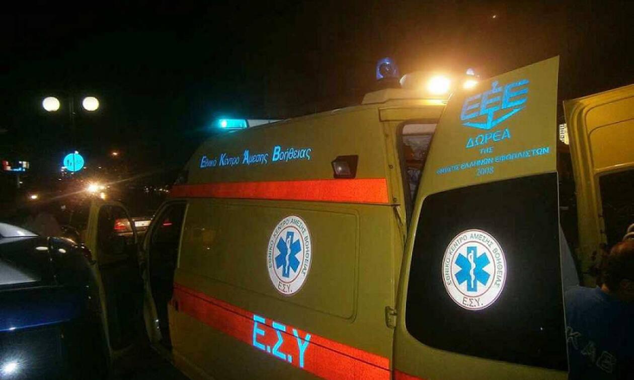 Θεσσαλονίκη: Καραμπόλα στη Μουδανιών – Ένας τραυματίας (pic)