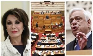 Στη Βουλή η Γιάννα Αγγελοπούλου: Δείτε Live την πανηγυρική συνεδρίαση της Επιτροπής «Ελλάδα 2021»