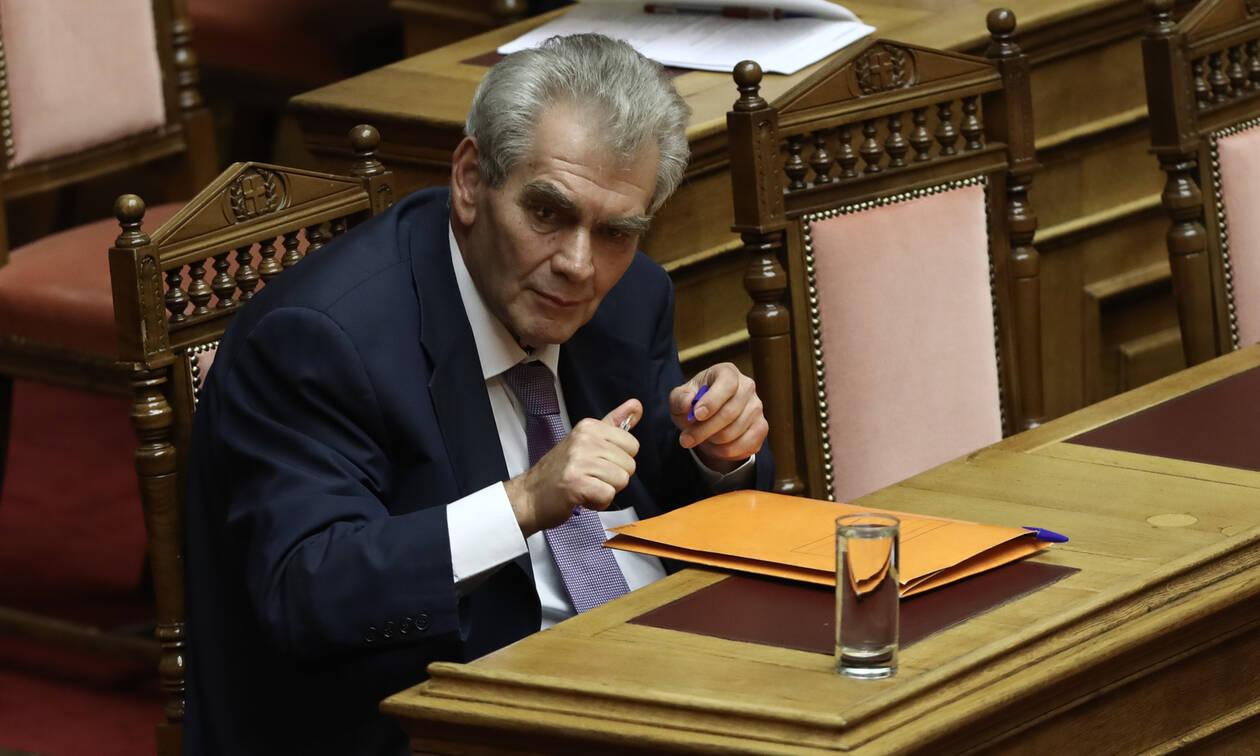 Υπόθεση Novartis - Ραγδαίες εξελιξεις στην Προανακριτική: Εξαίρεση βουλευτών ζητά ο Παπαγγελόπουλος