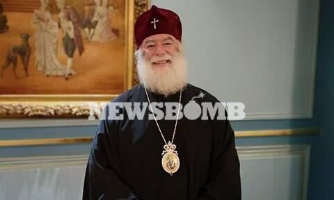 Επίτιμος Δημότης Παπάγου- Χολαργού ανακηρύσσεται ο Πατριάρχης Αλεξανδρείας Θεόδωρος Β'