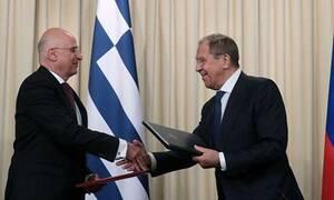 Дениас и Лавров договорились углублять греко-российское сотрудничество