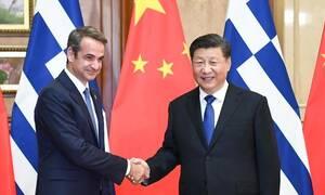 Си Цзиньпинь проведет официальный визит в Грецию 10-15 ноября