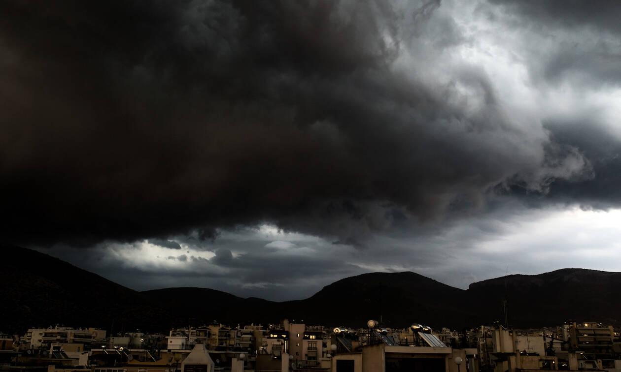 Νέο έκτακτο δελτίο επιδείνωσης του καιρού: Περισσότερες περιοχές θα πλήξει η κακοκαιρία