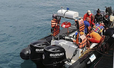 Φιλιππίνες: Ναυάγιο με τουλάχιστον 60 επιβαίνοντες – Σε εξέλιξη επιχειρήσεις διάσωσης