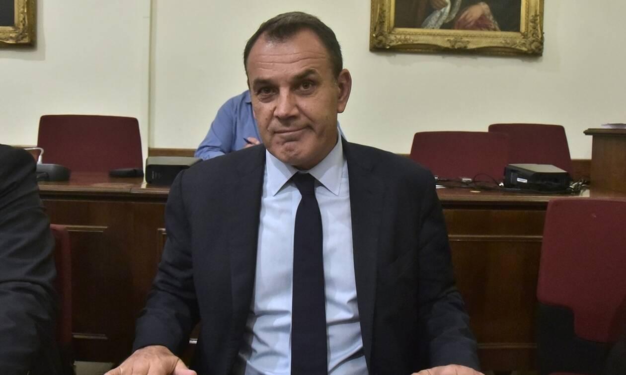 Παναγιωτόπουλος: Οριστικό! Αναβαθμίζονται τα F-16 - Κατατίθεται το νομοσχέδιο τις επόμενες μέρες