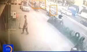 Τραγωδία στο Πικέρμι: θανατηφόρο τροχαίο με εγκατάλειψη – Βίντεο ντοκουμέντο (pic)