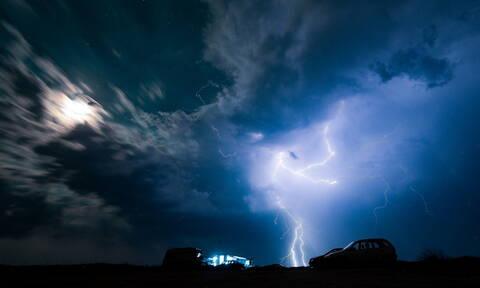 Καιρός: Η εξέλιξη της κακοκαιρίας την Παρασκευή - Πού θα σημειωθούν καταιγίδες τις επόμενες ώρες