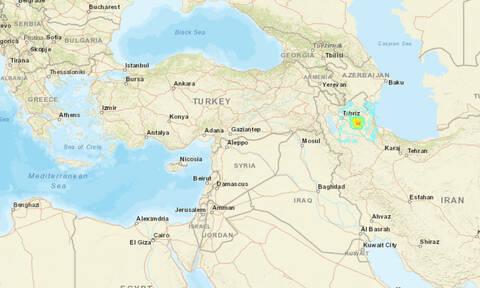Ισχυρός σεισμός ταρακούνησε το Ιράν