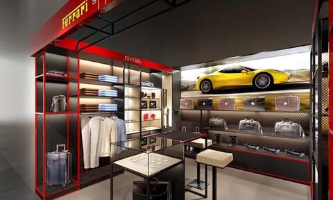 Τι σχέση έχει η Ferrari με τον οίκο μόδας Armani;