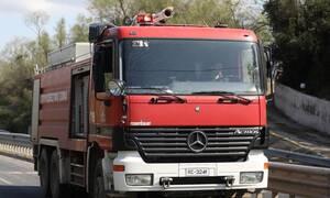 Φρικτό τροχαίο στην Παλλήνη - Μάχη για να απεγκλωβιστεί ο οδηγός
