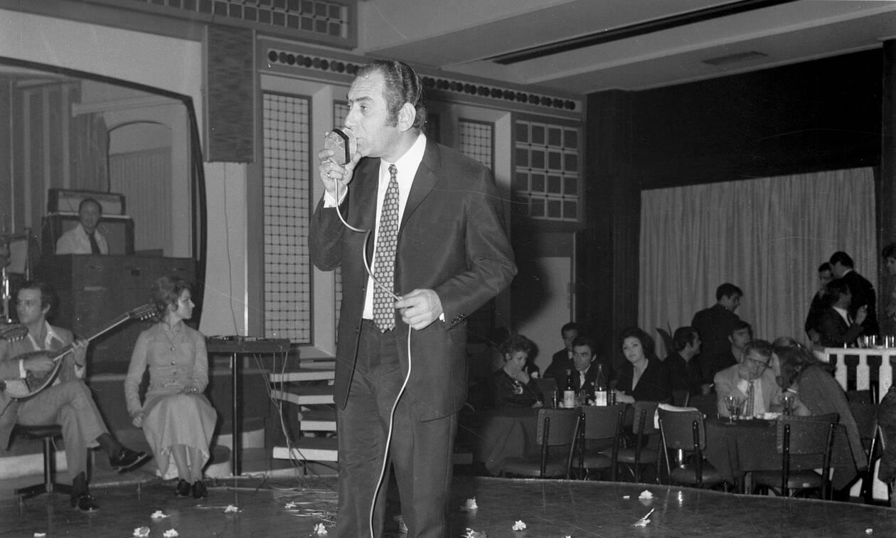 Στράτος Διονυσίου: Η σπουδαία φωνή του λαϊκού τραγουδιού και οι μεγαλύτερες επιτυχίες του