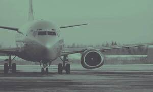 Αναγκαστική προσγείωση αεροσκάφους στο «Ελευθέριος Βενιζέλος»