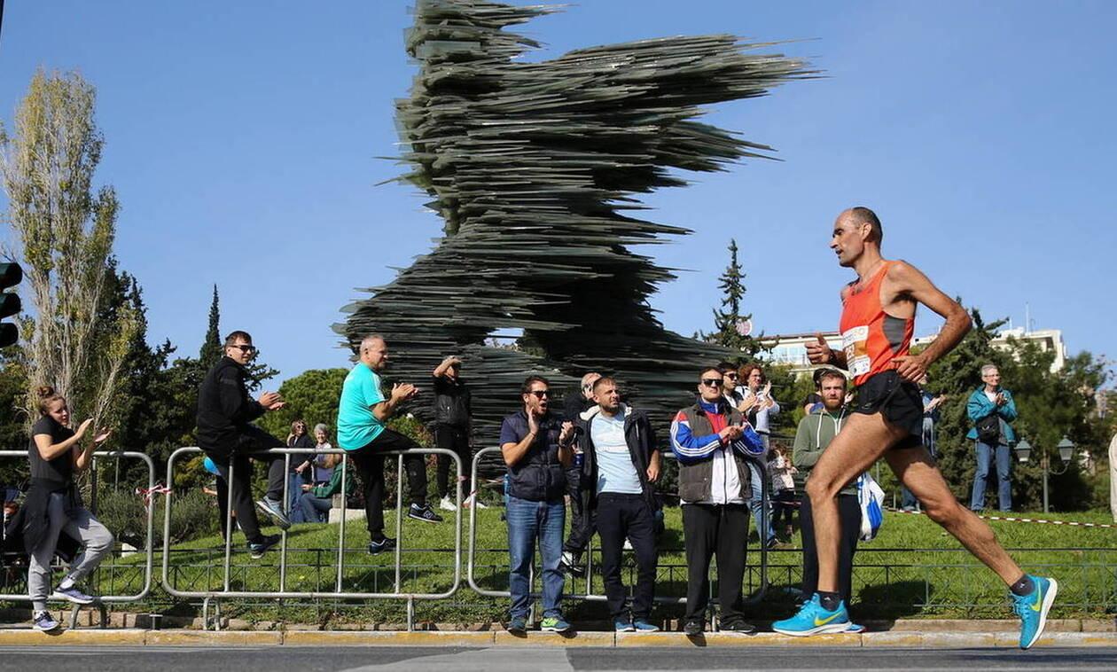 В воскресенье в столицы Греции состоится Классический афинский марафон