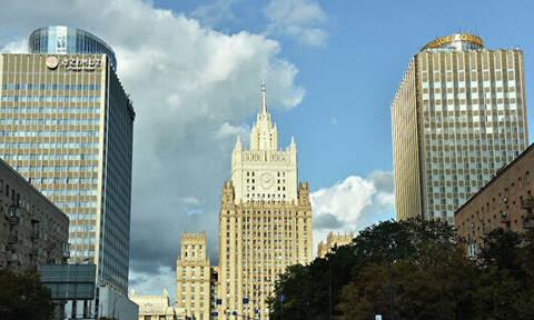 В Москве приступила к работе новый посол Греции в России
