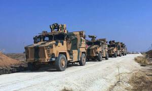 Συρία: Τουρκικό τεθωρακισμένο πάτησε Κούρδο διαδηλωτή (σκληρές εικόνες)