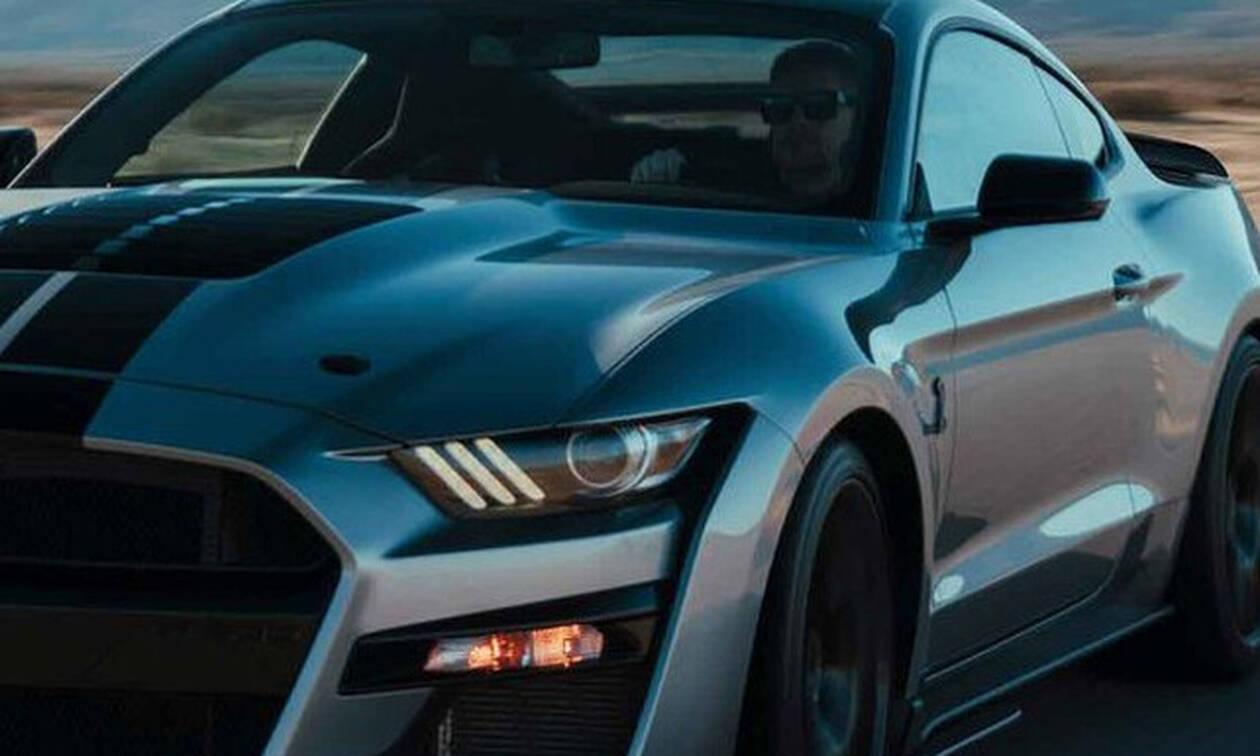 Όλοι θα ήθελαν ένα τόσο γρήγορο και εντυπωσιακό αμάξι!