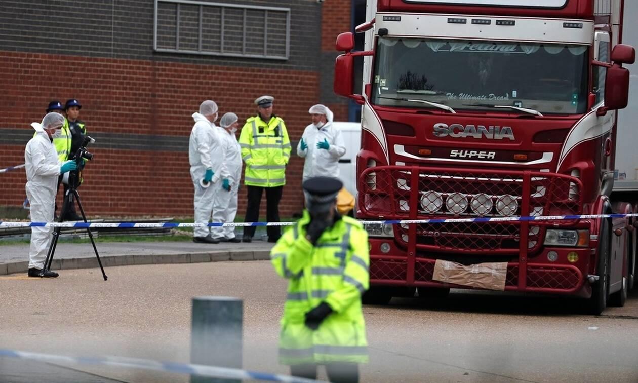Έσεξ: Στη δημοσιότητα τα ονόματα των 39 νεκρών στο «φορτηγό της φρίκης»-Ανήλικοι ανάμεσα στα θύματα
