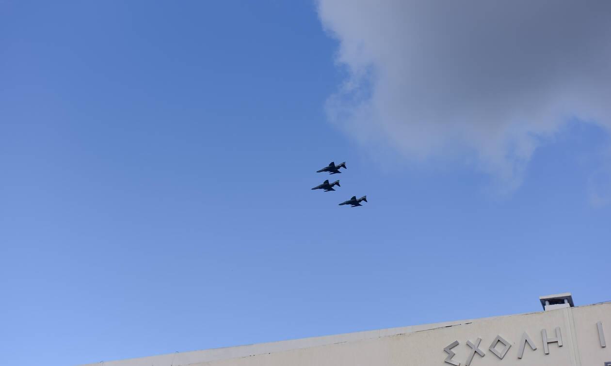 Πολεμική Αεροπορία: Εντυπωσιακές εικόνες από τους εορτασμούς των Ικάρων (pics)