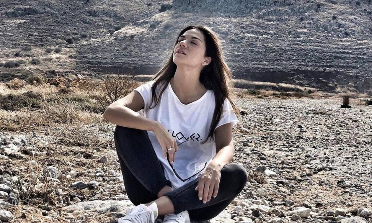Βάσω Λασκαράκη: Μόλις ανακαλύψαμε την πιο ωραία φωτογραφία της στο Instagram και είναι τόσο basic!