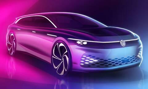 Με το νέο ηλεκτρικό ID. Space Vizzion η VW λέει πως δημιουργεί μια καινούργια κατηγορία