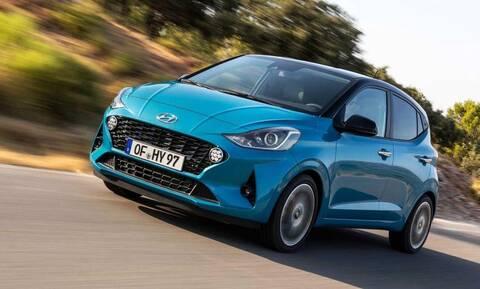 Nέο Hyundai i10: Τον Ιανουάριο στην Ελλάδα από 11.190 ευρώ