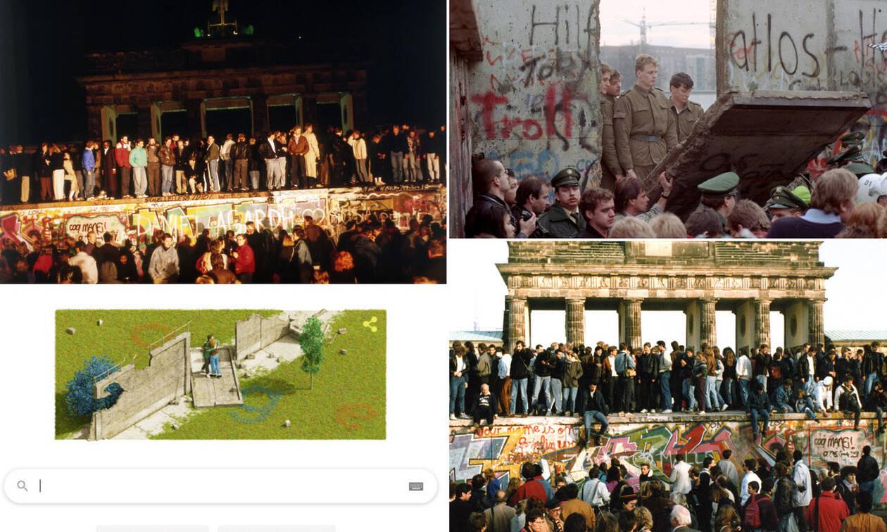 Πτώση του Τείχους του Βερολίνου: Όλα όσα πρέπει να ξέρετε