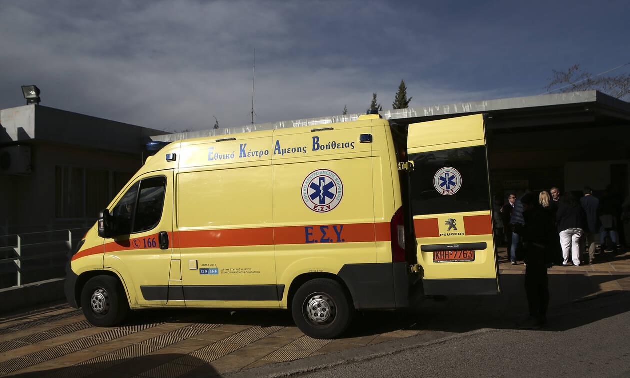 Τραγωδία στην άσφαλτο: Φονικό τροχαίο με 40χρονο στο Μάλεμε