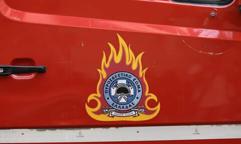 Θεσσαλονίκη: Φωτιά σε κατάστημα