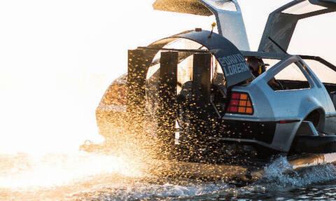 Έφτιαξαν αυτοκίνητο που γίνεται σκάφος!
