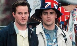 Tα Φιλαράκια: Το μυστικό για τους Joey και Chandler που μας έκανε να τα χάσουμε!