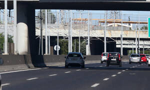 Αττική Οδός: Προσοχή! Κυκλοφοριακές ρυθμίσεις - Δείτε σε ποια σημεία