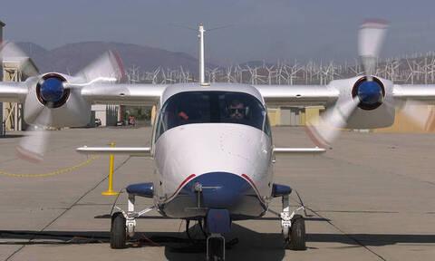 Αυτό είναι το πρώτο ηλεκτρικό αεροπλάνο της NASA