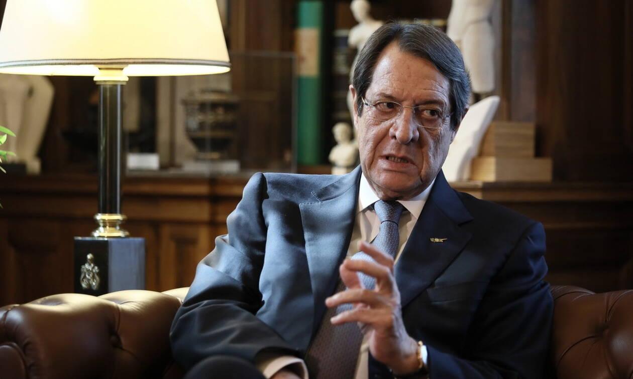 Κύπρος: Έτοιμος να συνεργαστεί με Γκουτέρες - Ακιντζί ο Αναστασιάδης