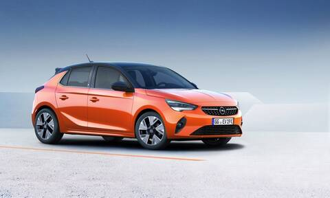 Το ηλεκτρικό Opel Corsa-e ξεκινά από τις 29.890 ευρώ