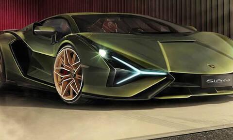 Αυτό το αυτοκίνητο δεν υπάρχει περίπτωση να φτιάχτηκε στη Γη