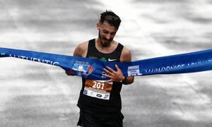 Μαραθώνιος 2019: Δεύτερος γρηγορότερος Έλληνας όλων των εποχών ο «πράσινος» Κώστας Γκελαούζος!
