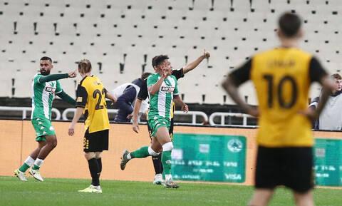 Παναθηναϊκός – ΑΕΚ 3-2: Την… τελείωσε με μυθική ανατροπή! (video+photos)