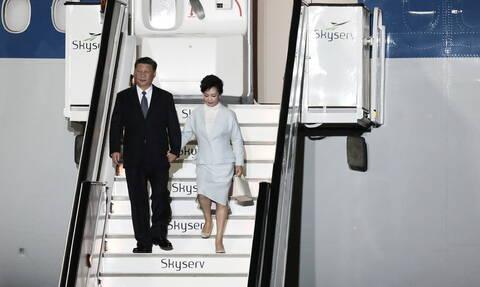 Το πρόγραμμα του προέδρου της Κίνας στην Ελλάδα