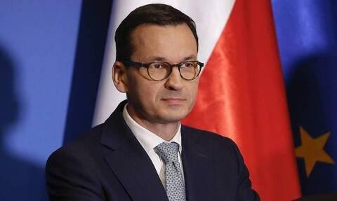 """Премьер Польши раскритиковал ЕС за поддержку """"Северного потока - 2"""""""