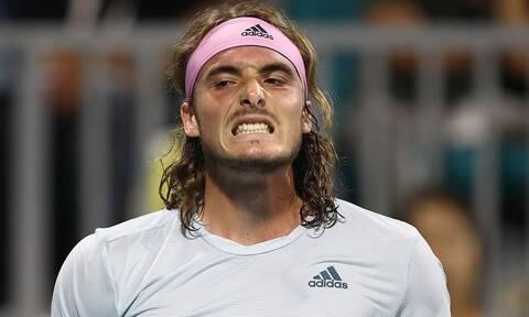 Циципас занимает шестую строчку в рейтинге ATP