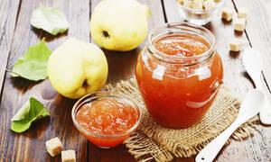 Συνταγή για σπιτικό γλυκό κυδώνι