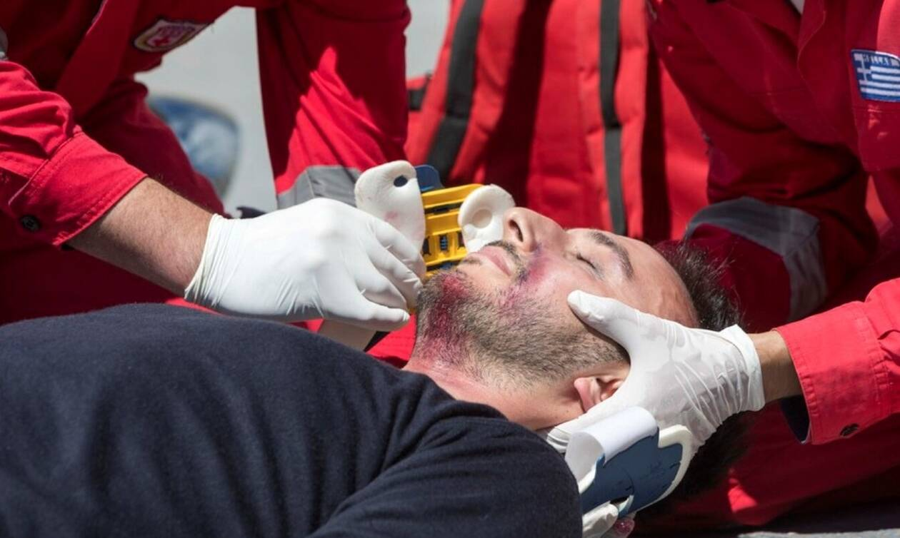 Ελληνικός Ερυθρός Σταυρός: Εκπαίδευση παροχής Πρώτων Βοηθειών στην Boehringer Ingelheim Hellas