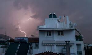 Έκτακτο δελτίο επιδείνωσης καιρού: Έρχονται βροχές, καταιγίδες και χαλάζι - Πού θα «χτυπήσουν»
