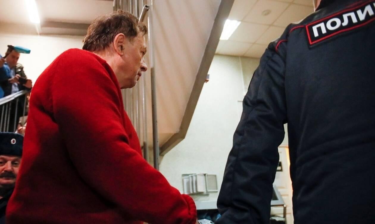 Ρωσία: Ομολόγησε τη δολοφονία φοιτήτριάς του ο Όλεγκ Σοκόλοφ - «Γι' αυτό τη σκότωσα»