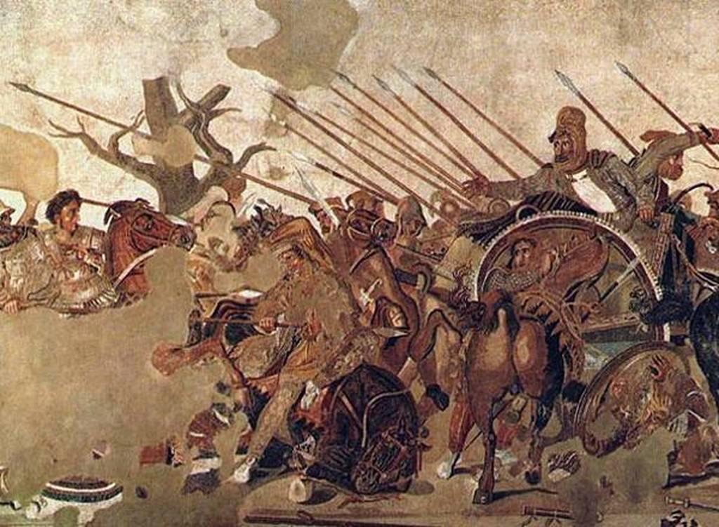 Σαν σήμερα το 333 πΧ ο Μέγας Αλέξανδρος νικά τους Πέρσες στη μάχη της Ισσού